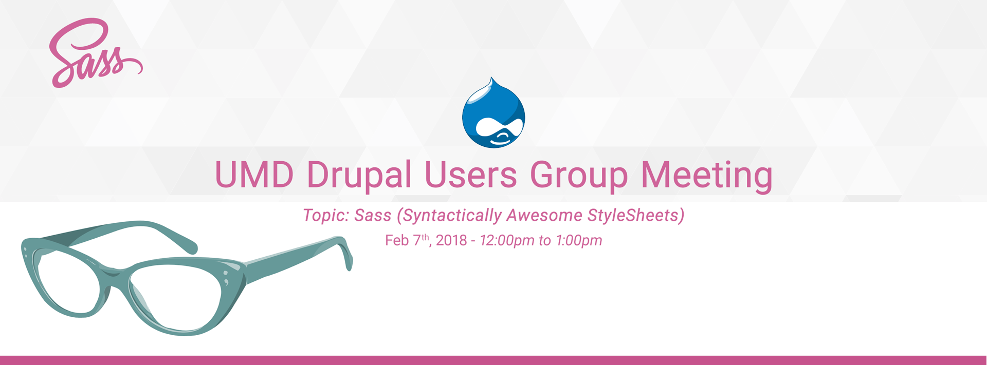 Drupal Users Meeting - SASS